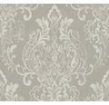 Vliestapete 37681-4 New Life Ornamente grau weiß