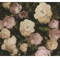 Vliestapete 37650-1 History of Art Blumen creme