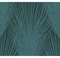 Vliestapete 37553-3 New Elegance Farn grün