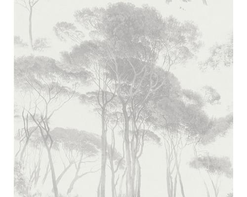 Vliestapete 37651-3 History of Art Bäume grau