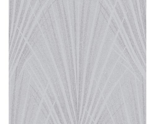 Vliestapete 37553-4 New Elegance Farn grau