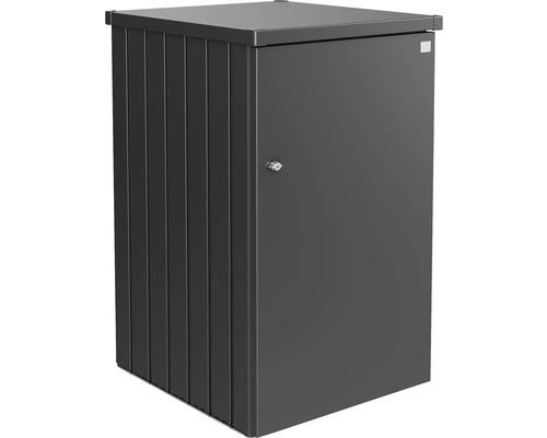 Mülltonnenbox biohort Alex Variante 3 80 x 88 x 129 cm dunkelgrau