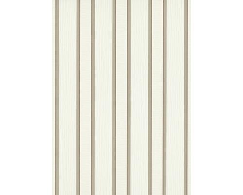 Vliestapete 10103-14 Spotlight Streifen creme