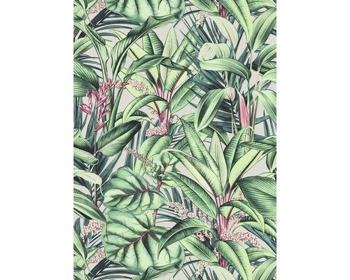 Vliestapete 10122-07 Paradisio 2 Floral grün