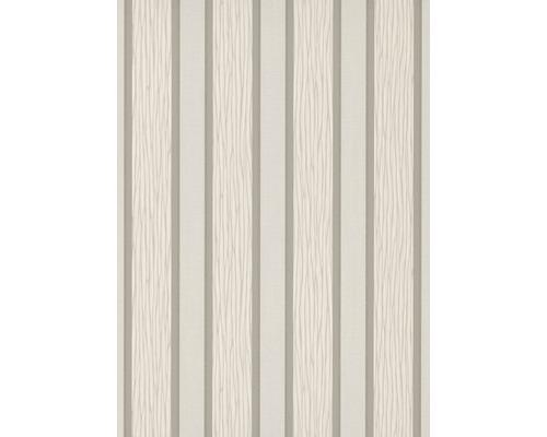 Vliestapete 10103-31 Spotlight Streifen hellgrau