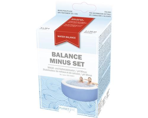 PH-Regulierung Balance Minus Planet Spa