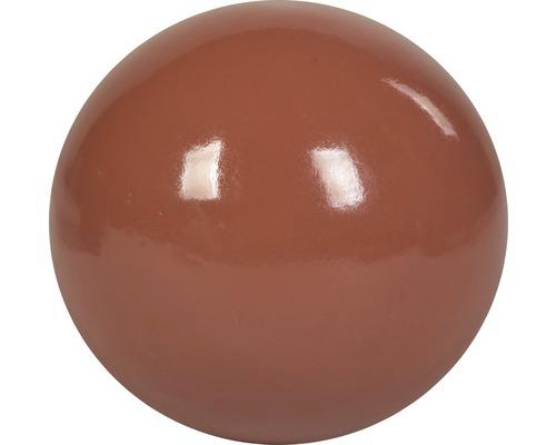 Dekokugel Keramik Ø 23 cm orange