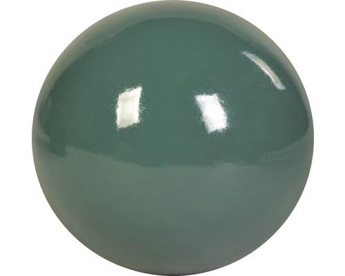 Dekokugel Keramik Ø 27 cm blau-grün