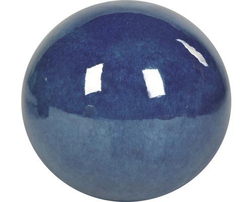 Dekokugel Ø 23 cm blau