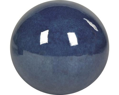 Dekokugel Ø 14 cm blau
