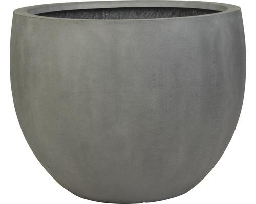 Lafiora Pflanztopf Ø 55 cm H 43 cm grau