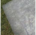oval Einbaupool 700 x 320 x 120 cm 21210 l Weiß inkl. Sandfilteranlage