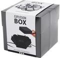 """Geschenkbox """"Explosionsbox"""" schwarz"""