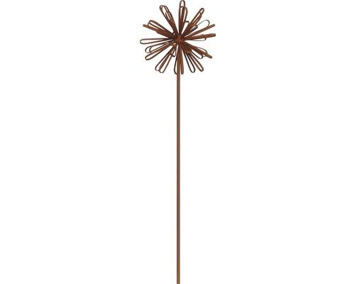 Dekostab Pusteblume H 100 cm Metall