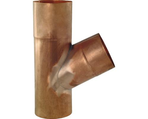 Rohrabzweig Kupfer NW 100