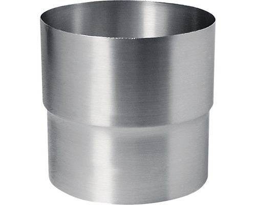 Fallrohrverbinder Titanzink NW 80