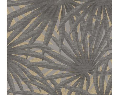 Vliestapete 37861-1 Metropolitan Stories 2 Palme grau
