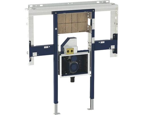 Geberit Duofix Element für ONE Waschtisch und Wandarmatur raumhoch mit UP Drehgeruchsverschluss für Breite Waschtisch 120 cm 111.084.00.1