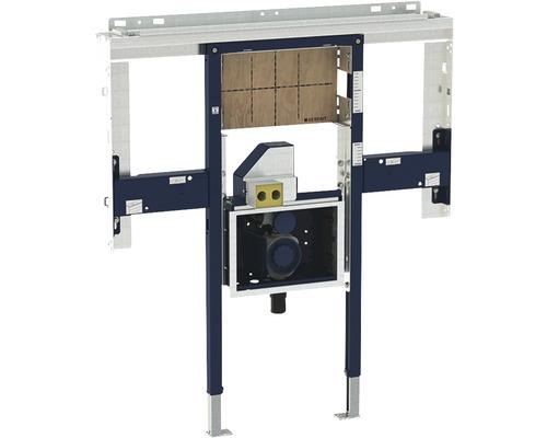 Geberit Duofix Element für ONE Waschtisch und Wandarmatur raumhoch mit UP Drehgeruchsverschluss für Breite Waschtisch 75 cm111.081.00.1