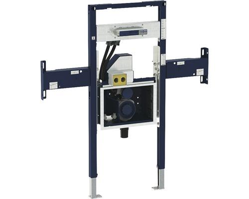 Geberit Duofix Element für ONE Waschtisch und Wandarmatur teilhoch mit UP Drehgeruchsverschluss für Breite Waschtisch 75 cm 111.091.00.1