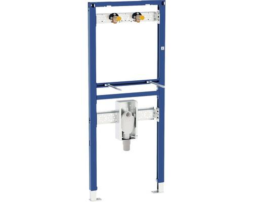 Geberit Duofix Element für Waschtisch 130 cm UP-Geruchsverschluss und AP-Armaturen 111.477.00.1