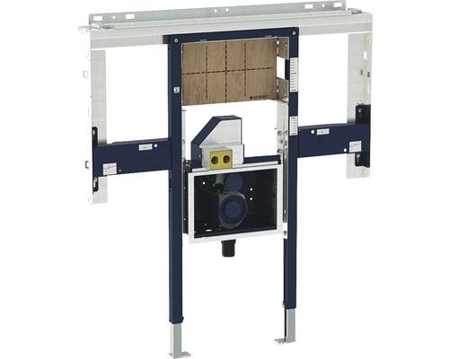Geberit Duofix Element für ONE Waschtisch und Wandarmatur raumhoch mit UP Drehgeruchsverschluss für Breite Waschtisch 105 cm 111.083.00.1