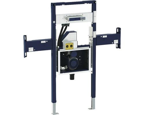 Geberit Duofix Element für ONE Waschtisch und Wandarmatur teilhoch mit UP Drehgeruchsverschluss für Breite Waschtisch 120 cm 111.094.00.1