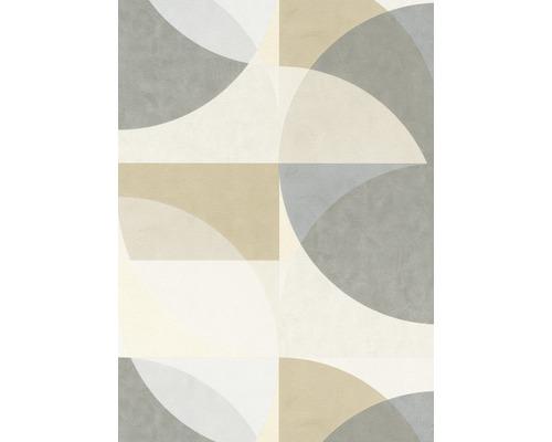 Vliestapete 10150-02 ELLE Decoration Grafisch beige