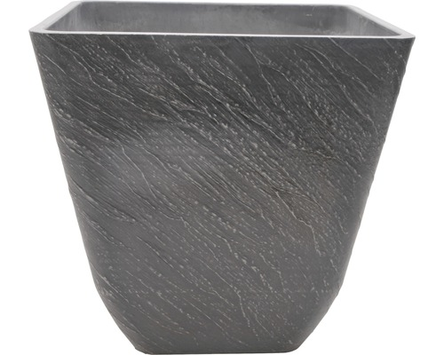 Pflanztopf Lafiora Rock L/B/H 40 cm hellgrau