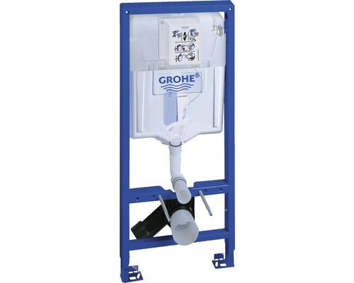 Vorwandelement GROHE Rapid SL für WC mit Spülkasten H:113cm 38528001