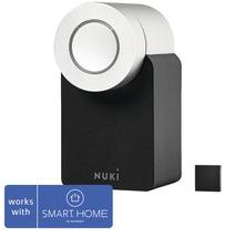 NUKI Türschloss Smart Lock 2.0 sperren via Bluetooth nachrüstbar - Kompatibel mit SMART HOME by hornbach