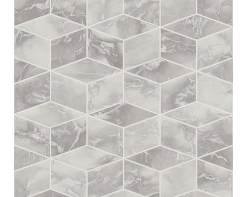 Vliestapete 37863-1 Metropolitan Stories 2 Marmor Fliesen
