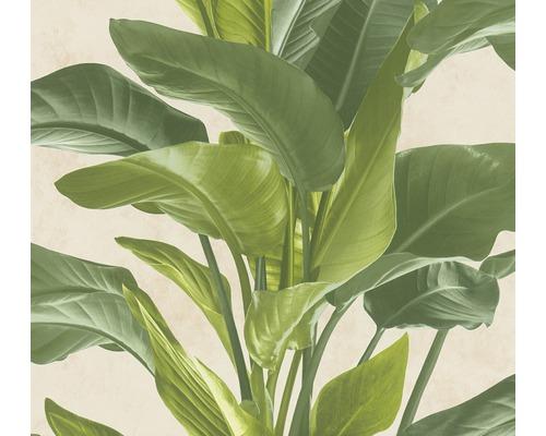 Vliestapete 37862-3 Metropolitan Stories 2 Blätter grün