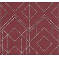 Vliestapete 37869-2 Metropolitan Stories 2 Grafik rot