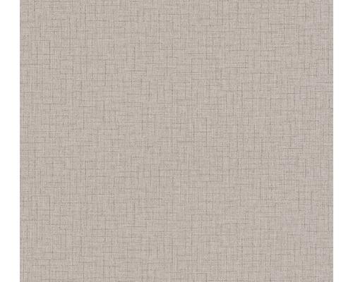 Vliestapete 37953-1 Metropolitan Stories 2 Textil Uni braun