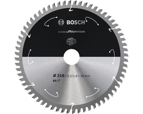 Kreissägeblatt Standard for Aluminium B 216x30 mm Z64
