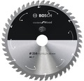Kreissägeblatt Standard for Wood B 216x30 mm Z48
