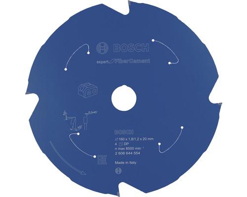 Kreissägeblatt Expert for Fiber Cement H 160x20 mm Z4