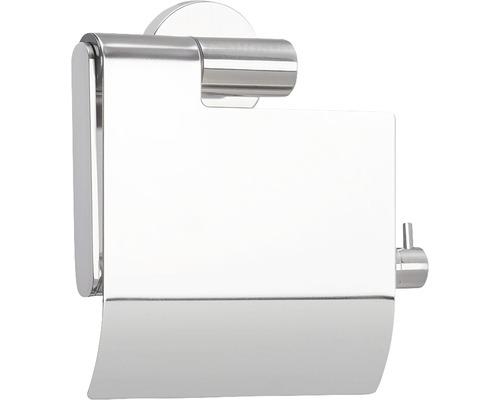 Toilettenpapierhalter mit Deckel TIGER Boston chrom