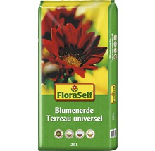 Blumenerde FloraSelf 20 L