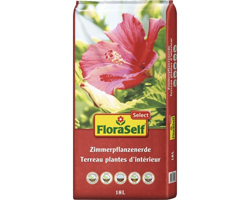 Zimmerpflanzenerde FloraSelf Select 18 L