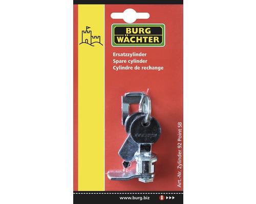Ersatz-Zylinder Burgwächter für Alu-Guss und Kunststoff Briefkasten