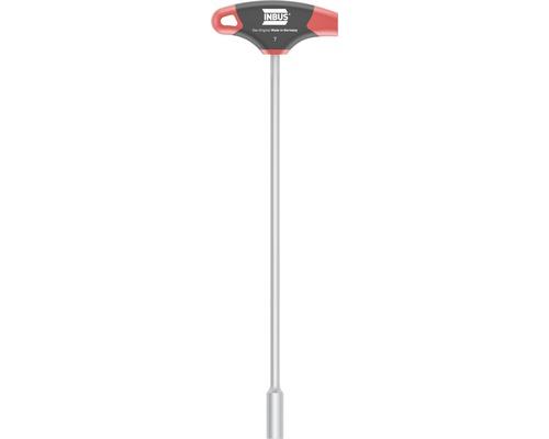 T-Griff Außensechskantschlüssel INBUS 71895 7mm mit HybridTouch