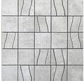 Mosaik Metropolitan light grey 30 x 30 cm