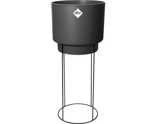 elho Pflanzgefäß Pflanztopf b.for studio Ø 30 cm H 68,0 cm schwarz für innen