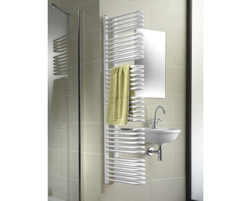 Badheizkörper Porto 800x130 mm Weiss