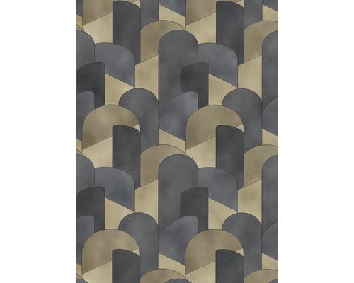 Vliestapete 10155-15 ELLE Decoration Grafisch schwarz
