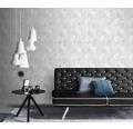 Vliestapete 10155-31 ELLE Decoration Grafisch grau