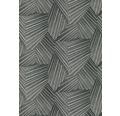 Vliestapete 10152-47 ELLE Decoration Grafisch anthrazit