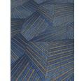 Vliestapete 10152-08 ELLE Decoration Grafisch blau